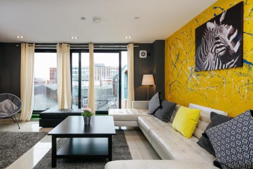 Urban Living Lifestyle