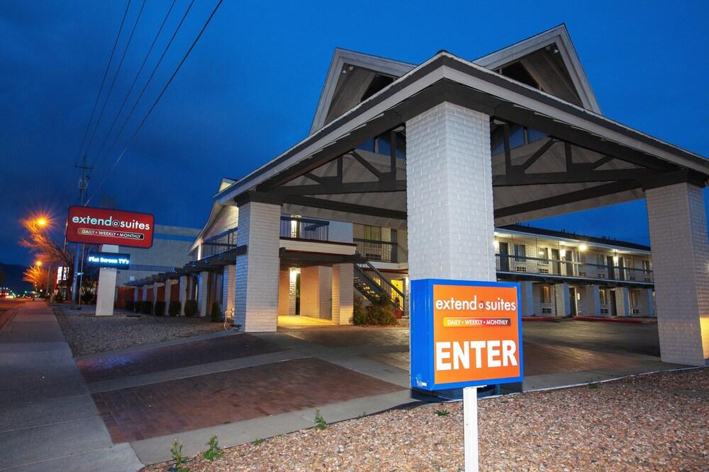 Extend A Suites Midtown Albuquerque