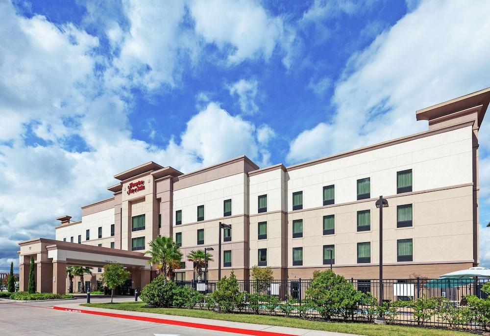 Hampton Inn & Suites Houston North IAH TX