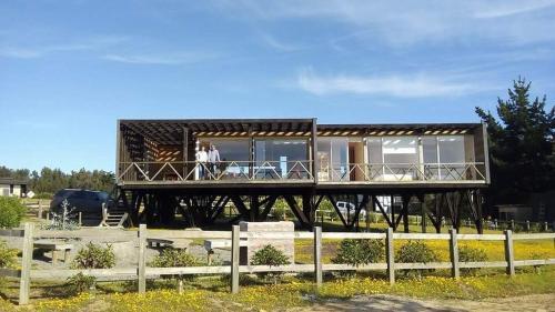 Casa Albayalde Punta De Lobos