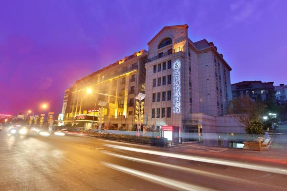 Qingdao Jinhong Sea View Holiday Hotel