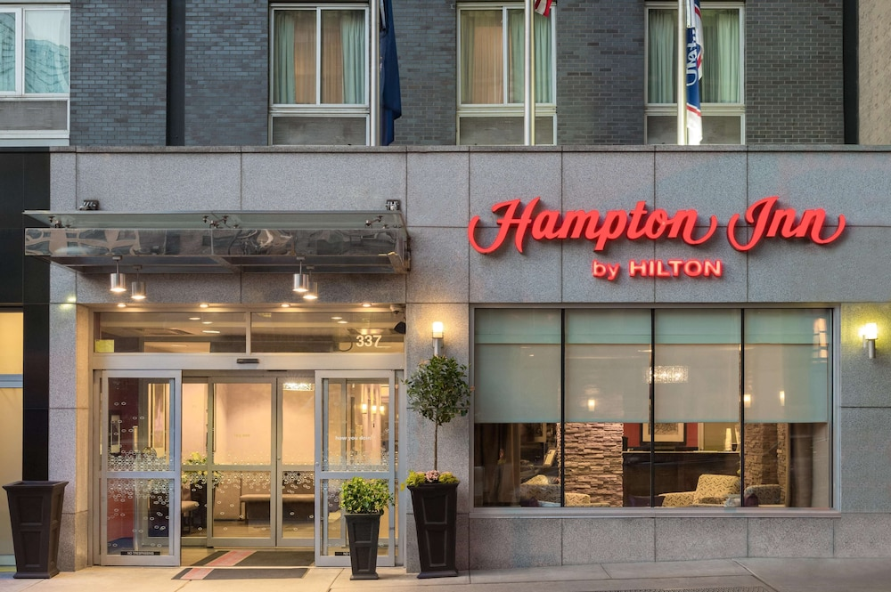 Hampton Inn Manhattan Times Square South