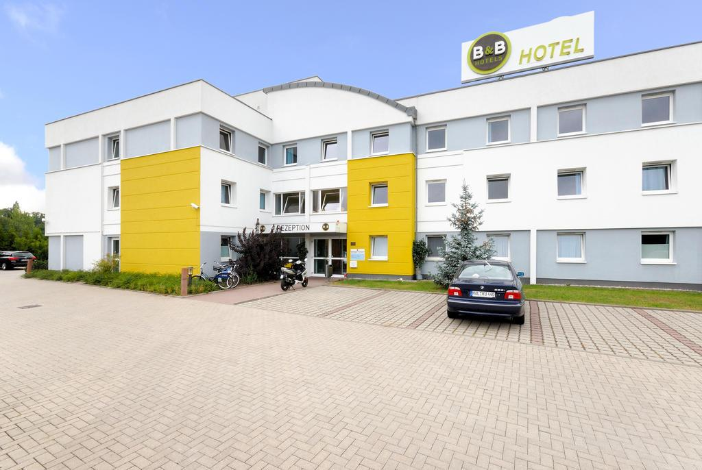 B&B Hotel Leipzig Nord