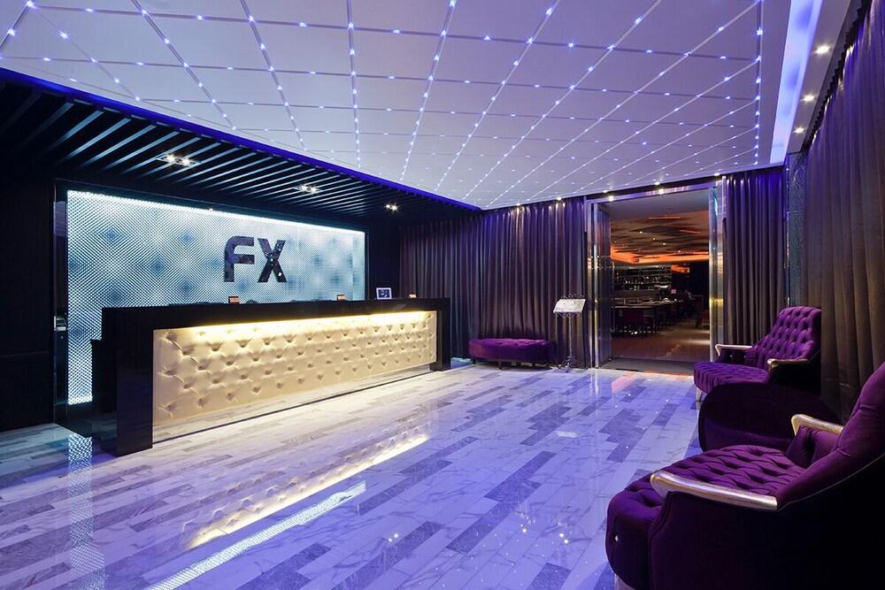 FX Hotel Taipei Nanjing East Road Branch