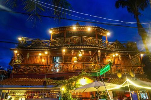 Green Ocean Hostel