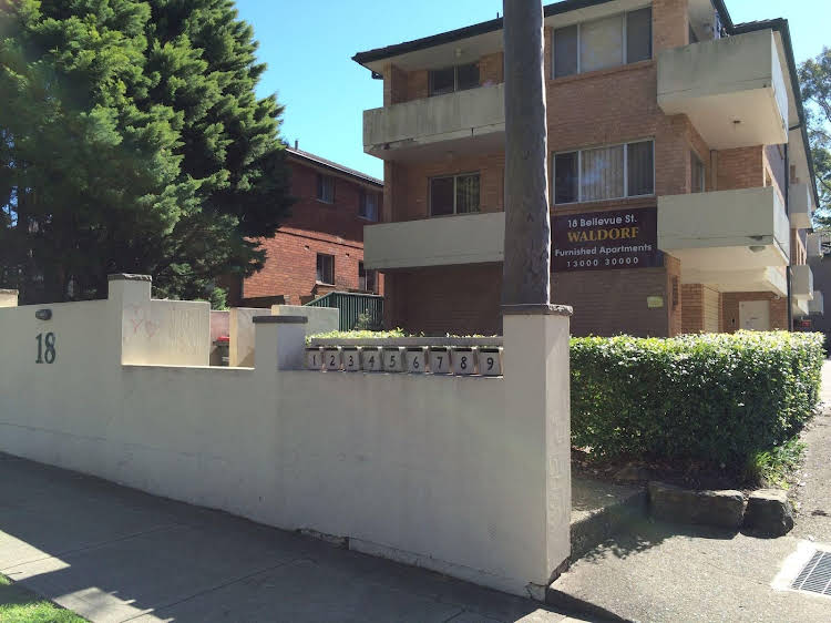 North Parramatta Apartments Bellevue Street
