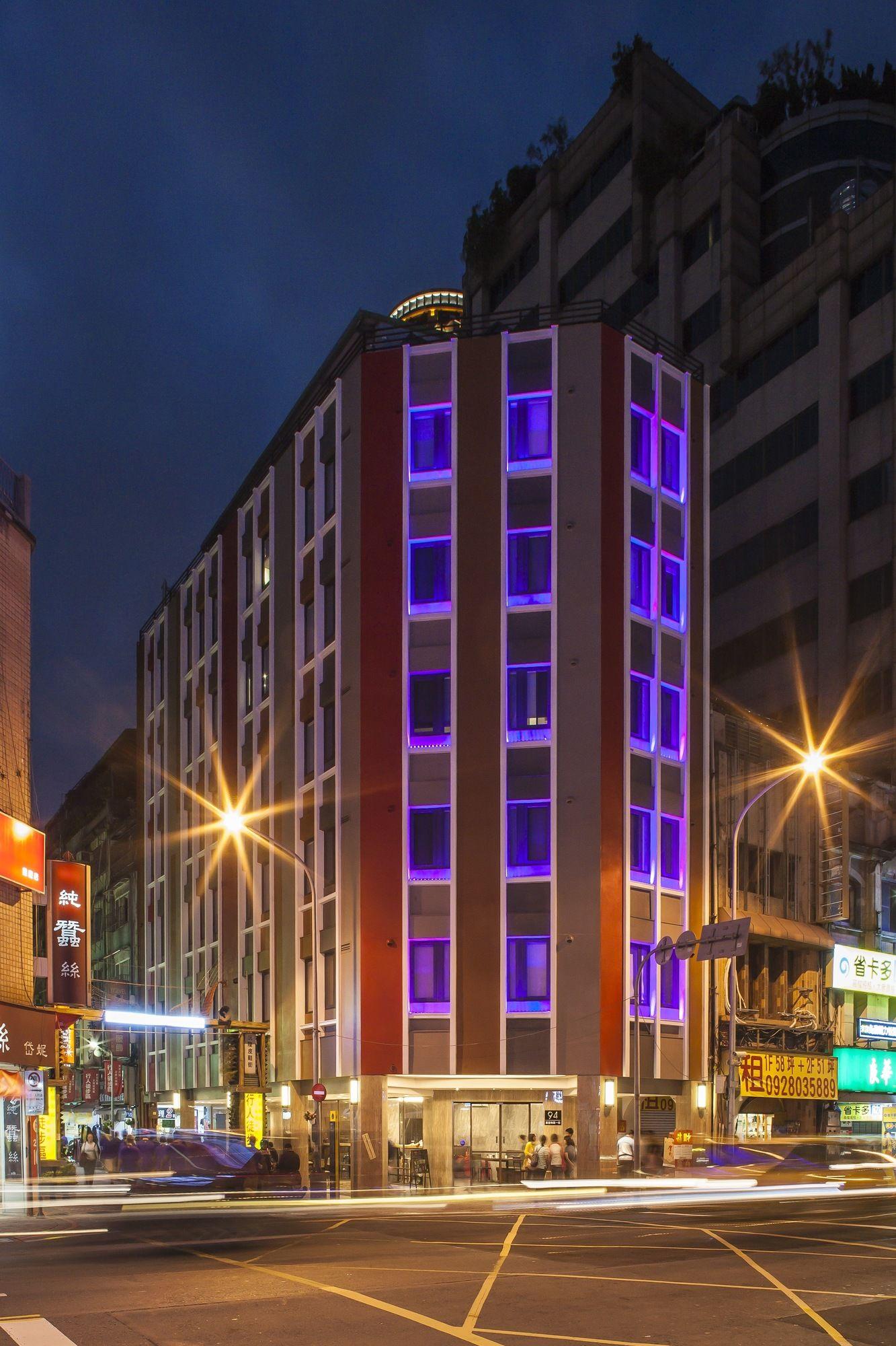 Beauty Hotels Taipei Hotel B7 Journey