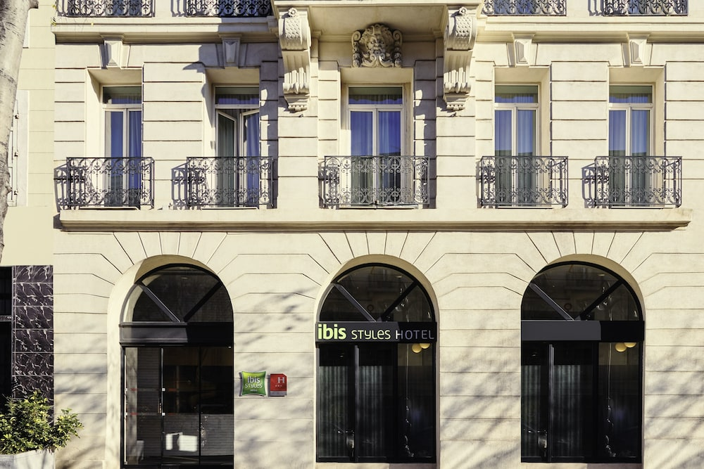 ibis Styles Marseille Gare Saint Charles