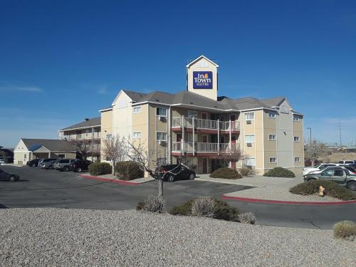 InTown Suites Extended Stay Albuquerque