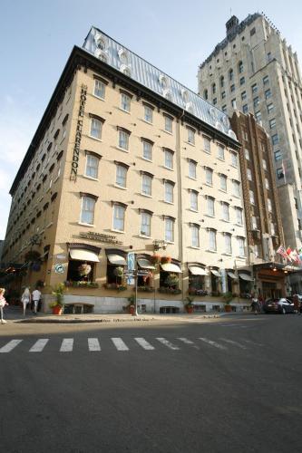 Hotel Clarendon Vieux Quebec
