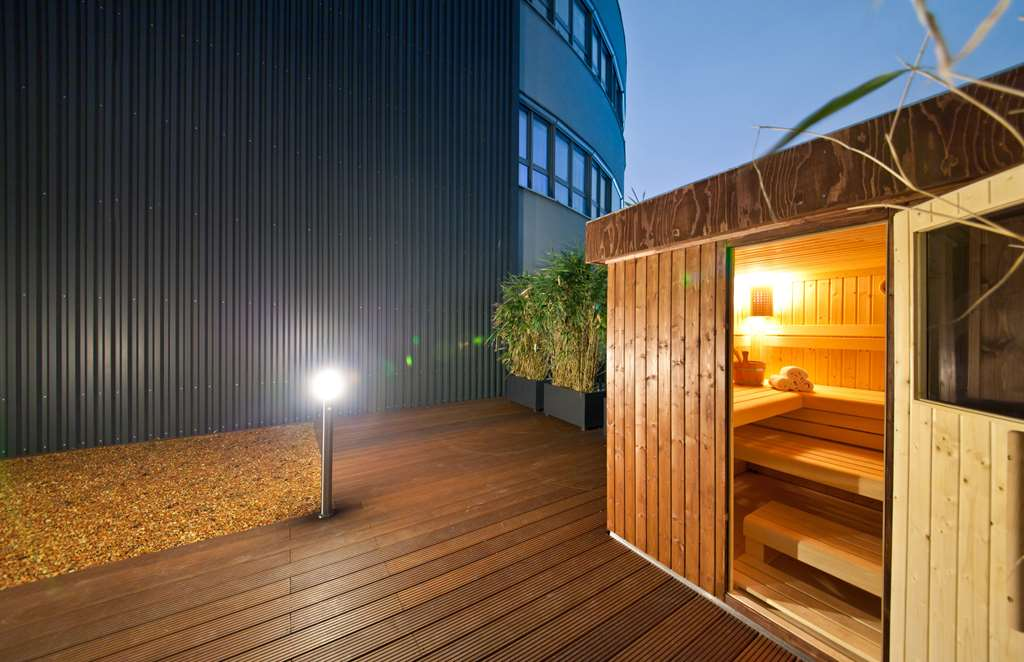 Novum Style Hotel Berlin Centrum (نوووم استایل هتل برلین كنتروم) Spa