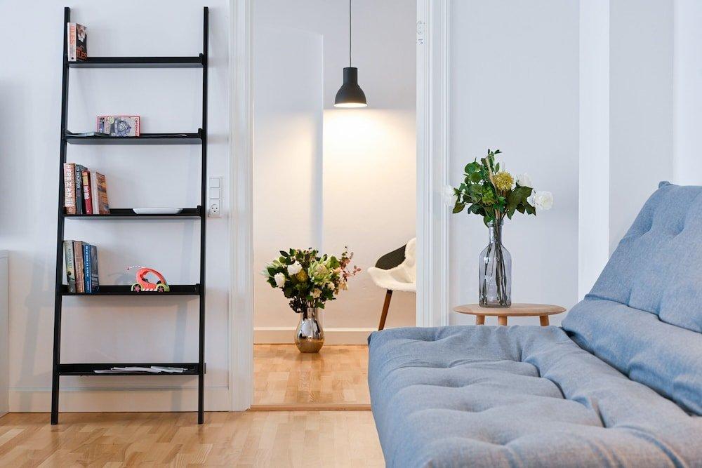 Beautiful 2 bedroom apartment in the heart of Copenhagen
