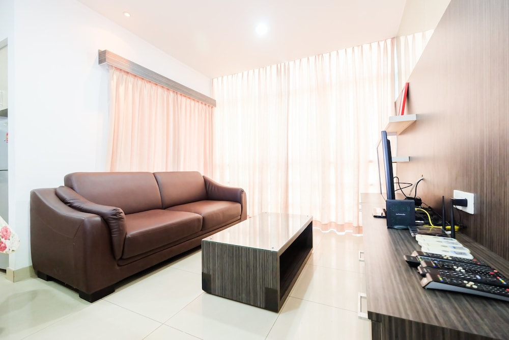 Furnished 2BR Apartment at Sahid Sudirman Residence