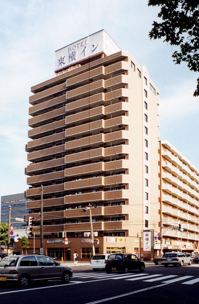 Toyoko Inn Hokkaido Sapporo Eki Nishi Guchi Hokudai Mae