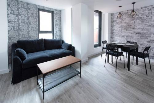 Beautiful Central 1BD Apt Heart of Manchester