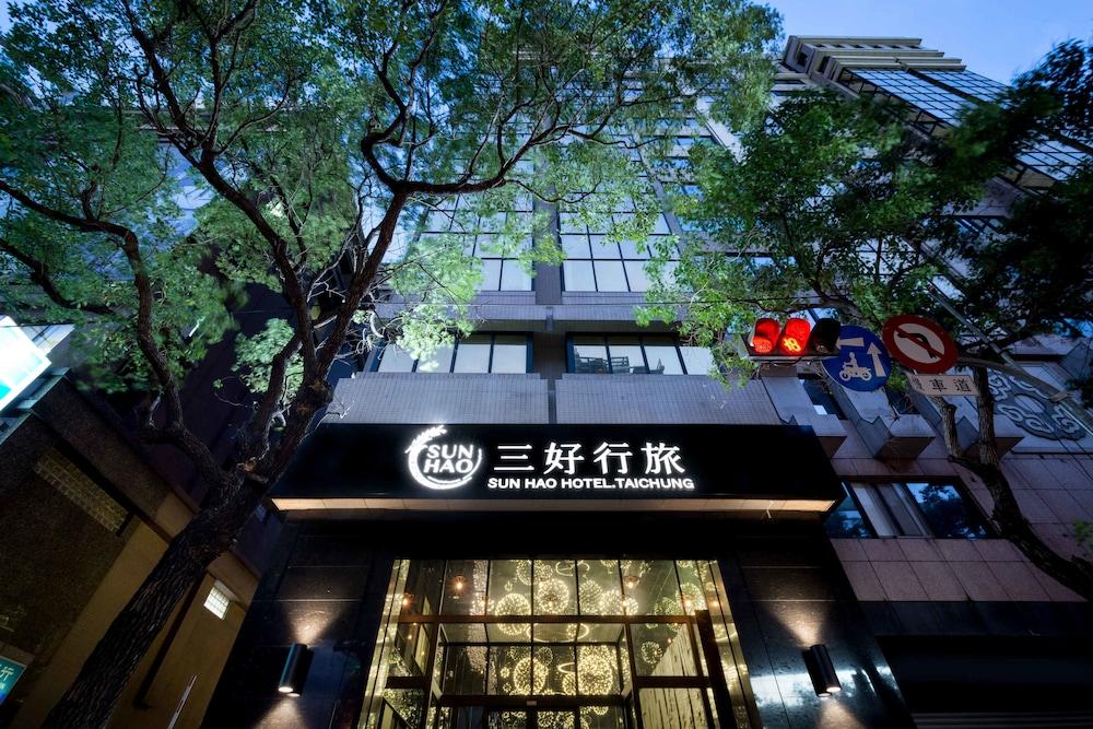 Sun Hao Hotel.Taichung