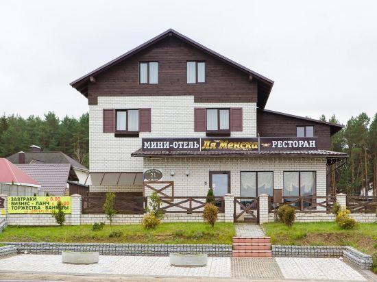 Mini Hotel Gastsinny yard La Menska