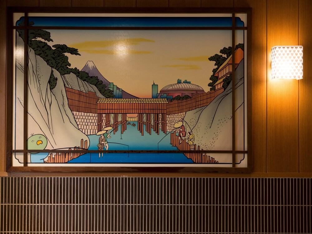 Gallery image of global cabin Tokyo Suidobashi