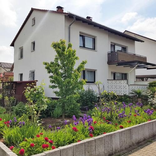 urige gemütliche Ferienwohnung 64 m2 in Dielheim Nähe Heidelberg