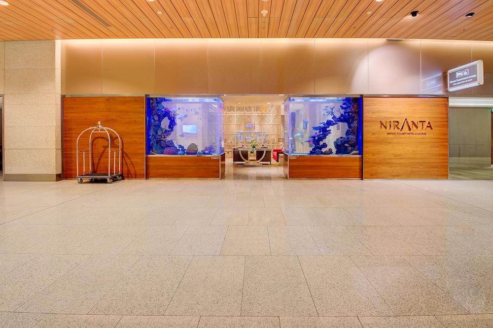 Niranta Airport Transit Hotel & Lounge Terminal 2 Arrivals