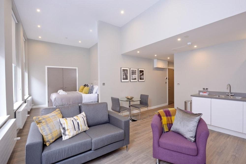 Destiny Scotland Apartments at Nelson Mandela Place