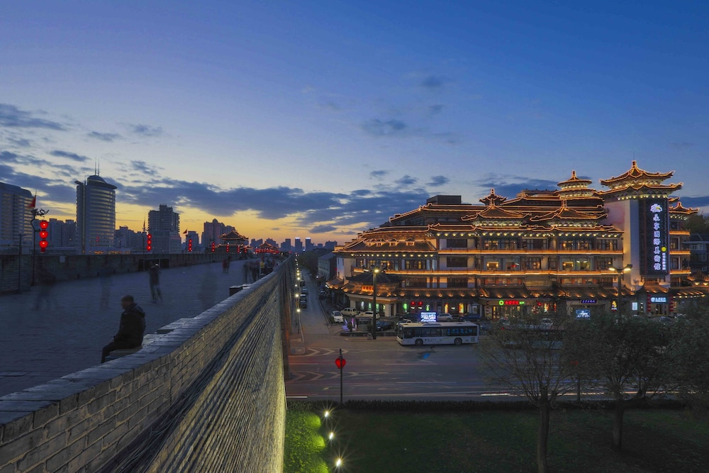 Gallery image of Xi'an Kaiman Hotel