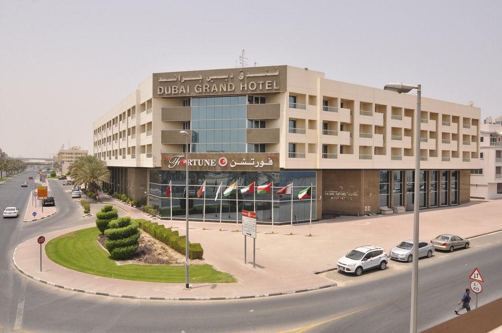 Dubai Grand Hotel by Fortune Dubai Airport