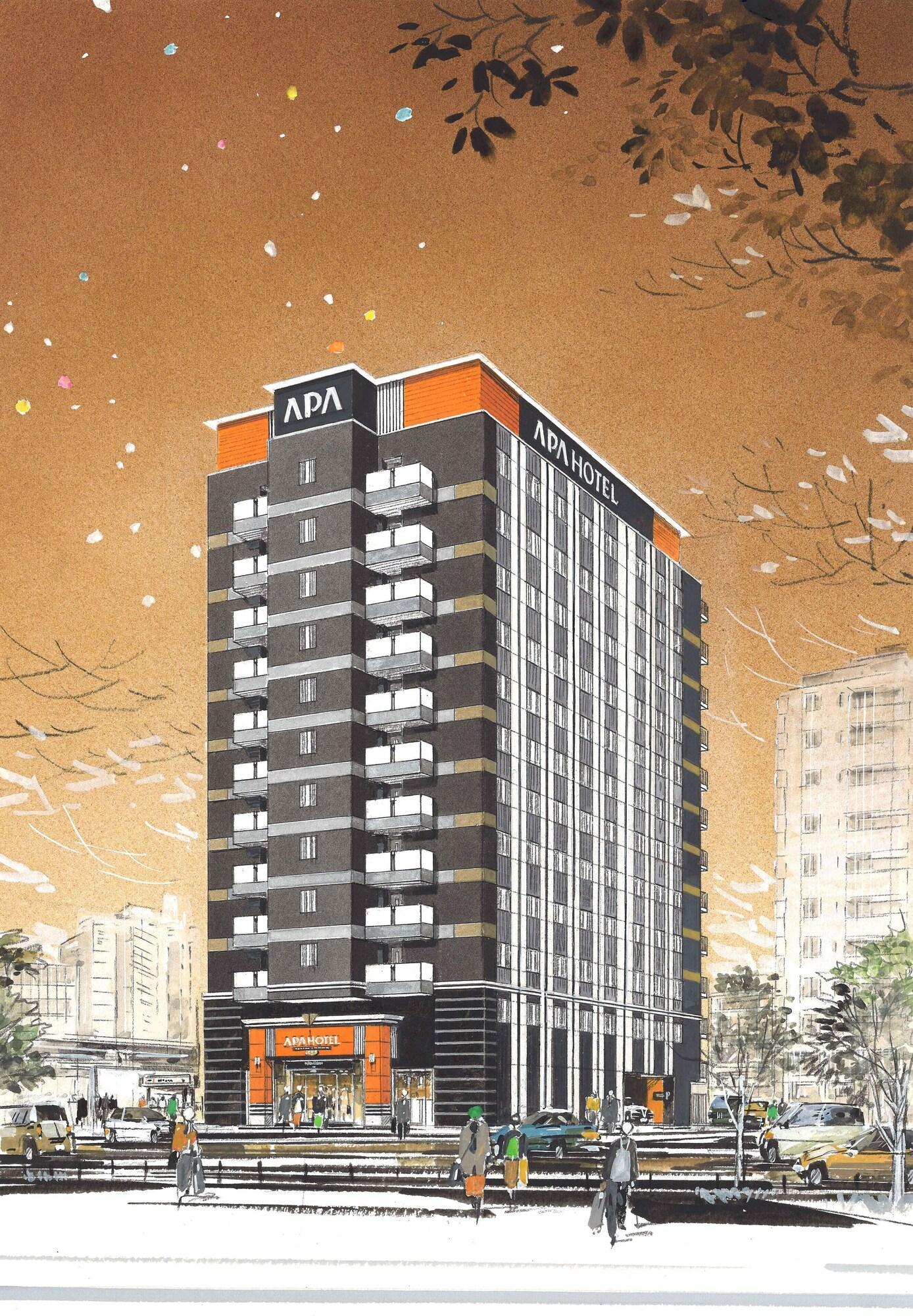 APA Hotel Fukuoka Tenjin Nishi