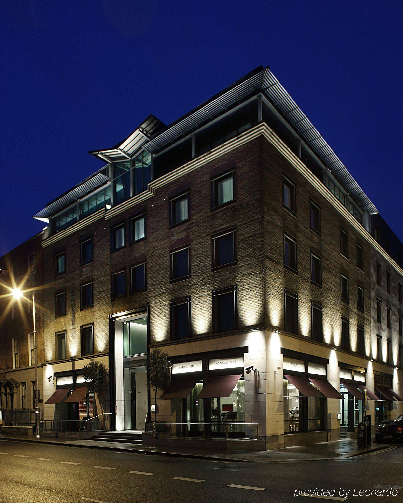The Morrison Dublin a DoubleTree by Hilton Hotel