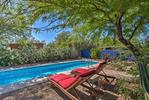 NEW Unique Tucson 'Hidden Gem' House w Pvt Pool