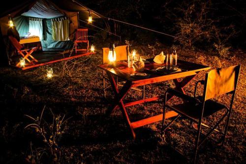 Yala leopard camping