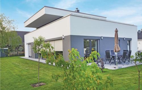 Nice home in Karlshagen w WiFi and 3 Bedrooms