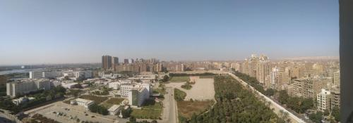 furnished apartment with great view at Maadi