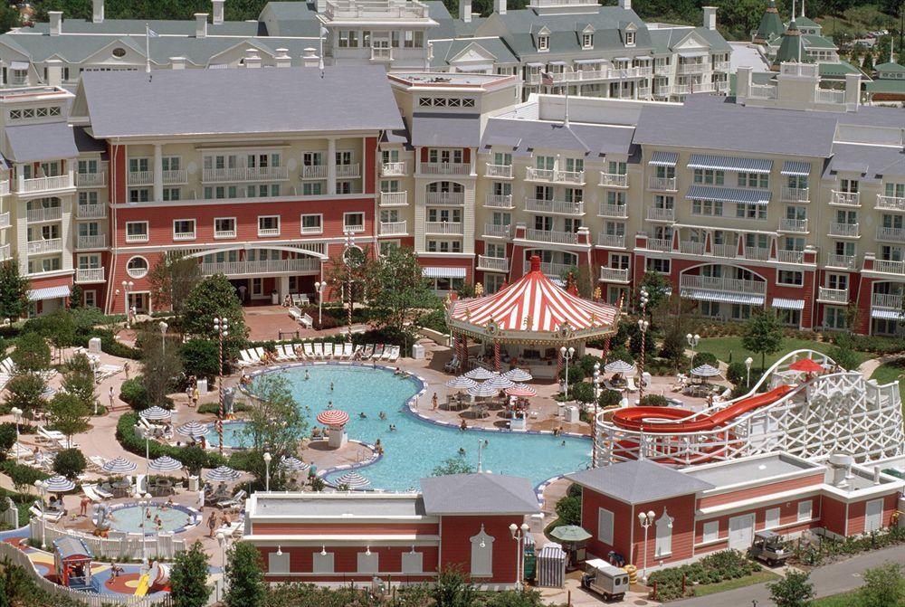 Disneys Boardwalk Inn & Villa