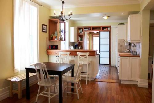 Earthy 1 BD in Heart of Hintonburg