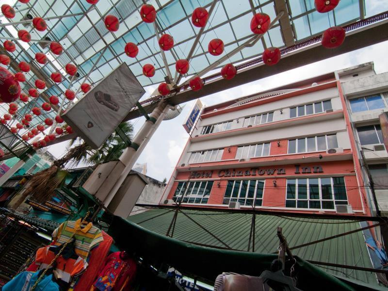 Le Hotel China Town