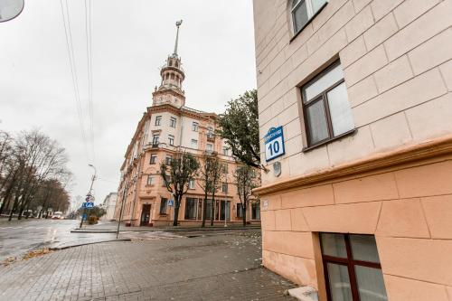 Apartamenty Tsentr Kommunisticheskaia 10