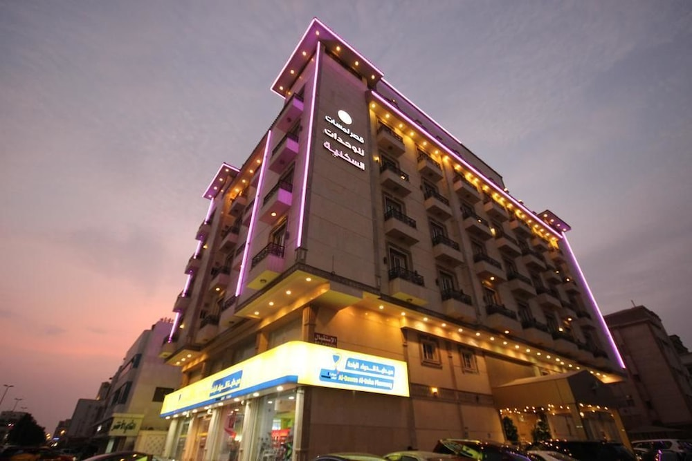 Al Rawda Lamasat Palace Suites