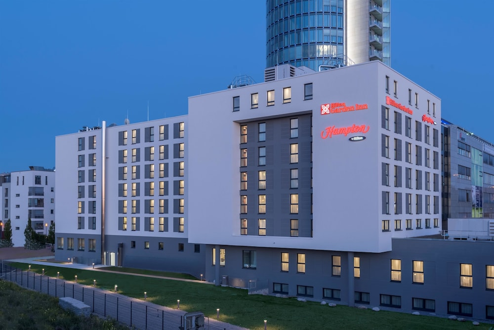 Hilton Garden Inn Munich City Centre West Germany
