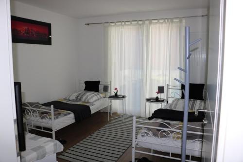 Rooms in Düsseldorf near the Airport Fair