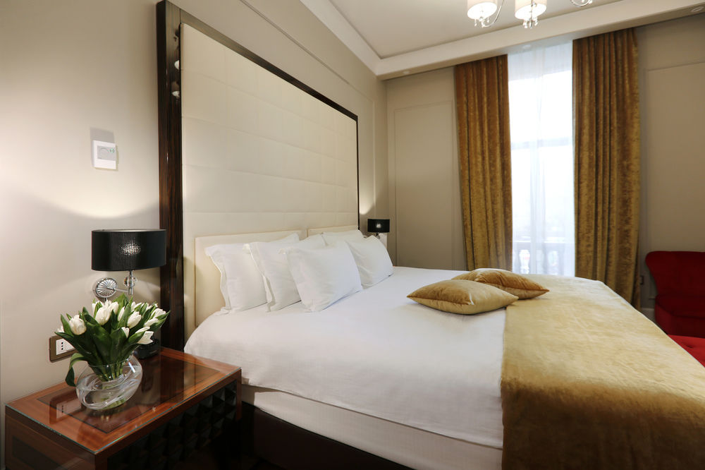 Grand Hotel Yerevan Small Luxury Hotels of the World