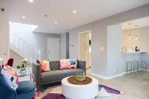 Deep Cleaned Modern and Luxurious 2BR Home at Stanford Palo Alto