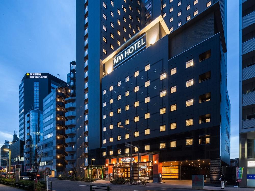 APA Hotel Nishishinjuku Gochome Eki Tower