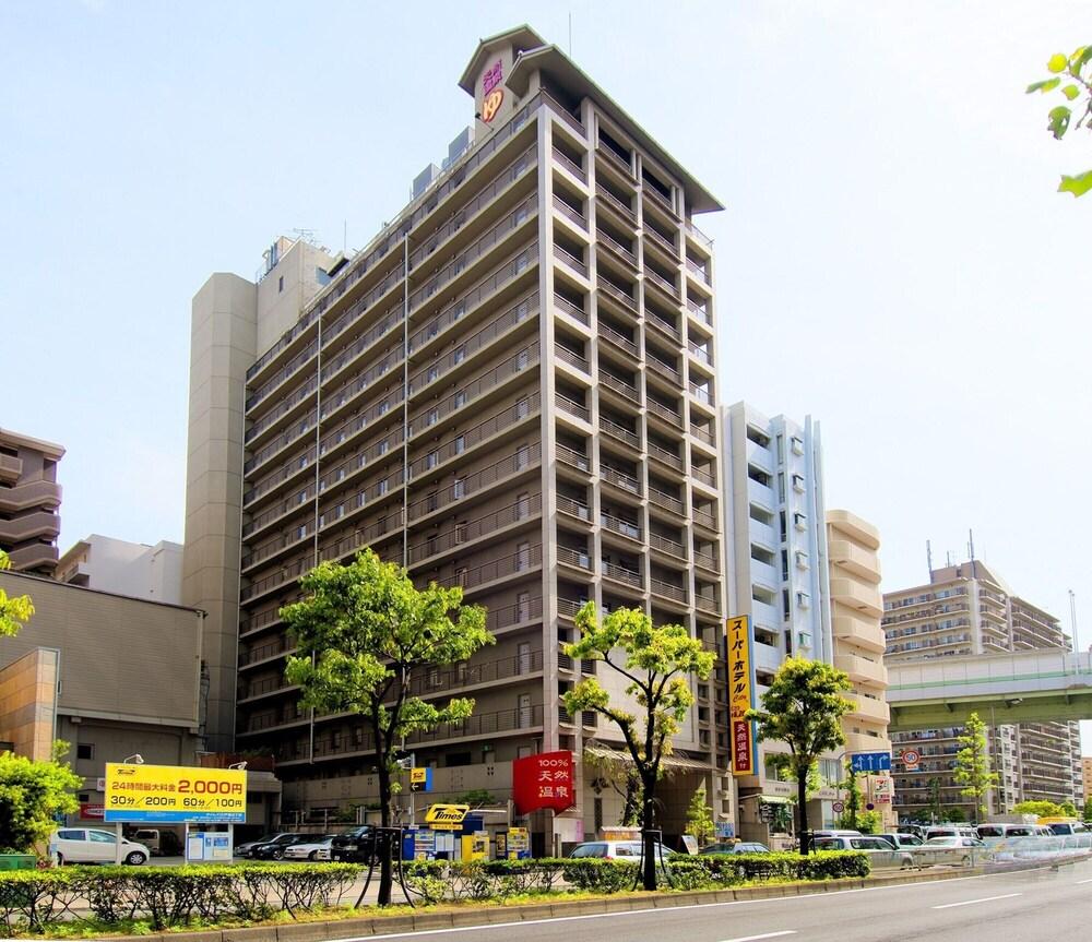 Natural Hot Springs Spa Hotel Hananoi Osaka