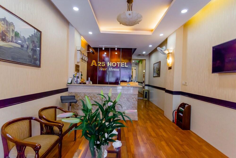 A25 Hotel 19 Bui Thi Xuan