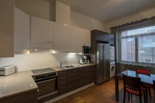 Spacious City Center apartments