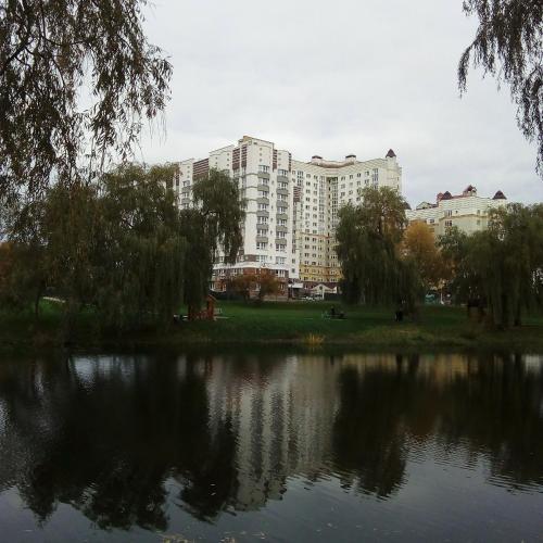 Apartment Pokrovskiy Kvartal