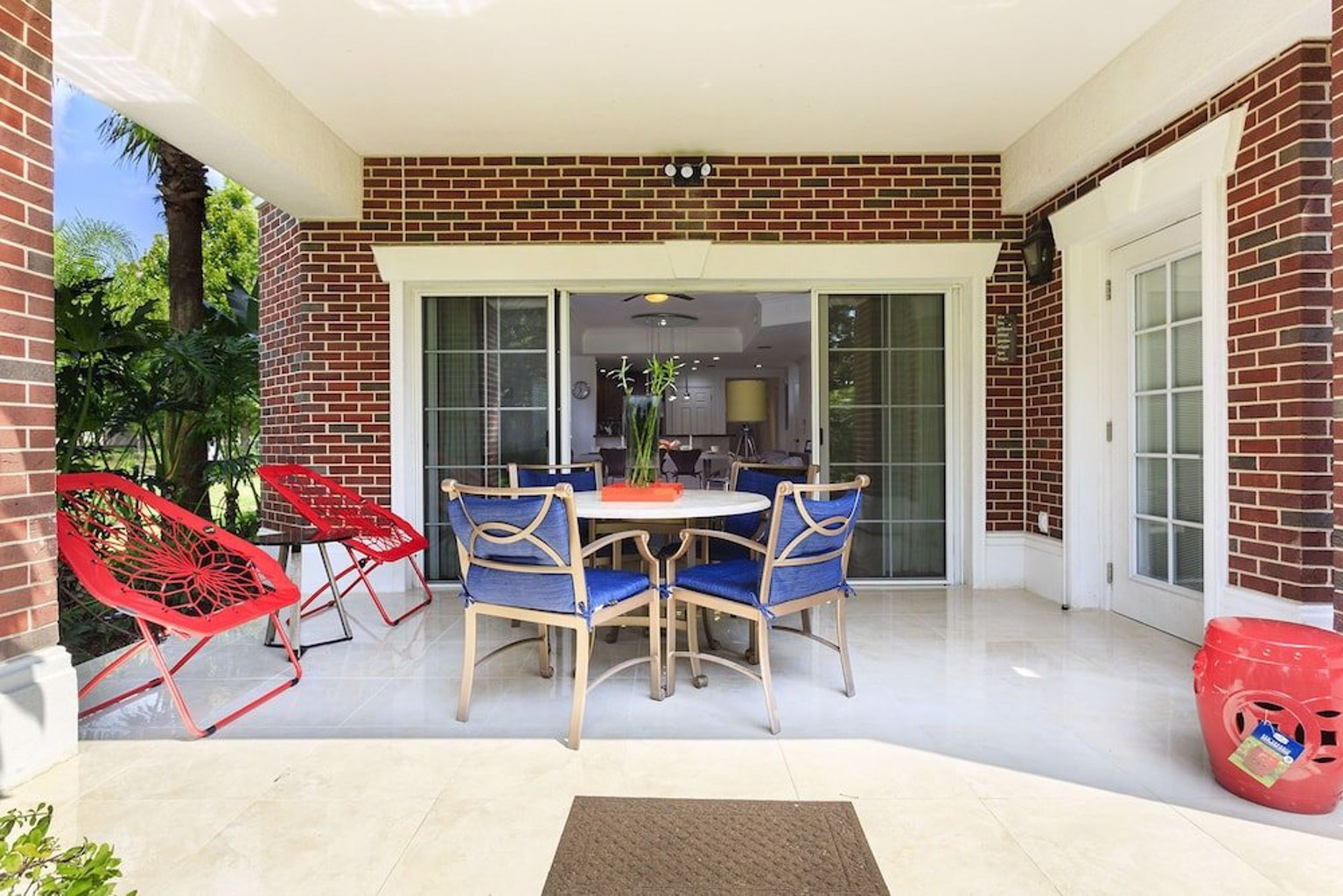 Ground Floor Furnished 3 Br condo by RedAwning