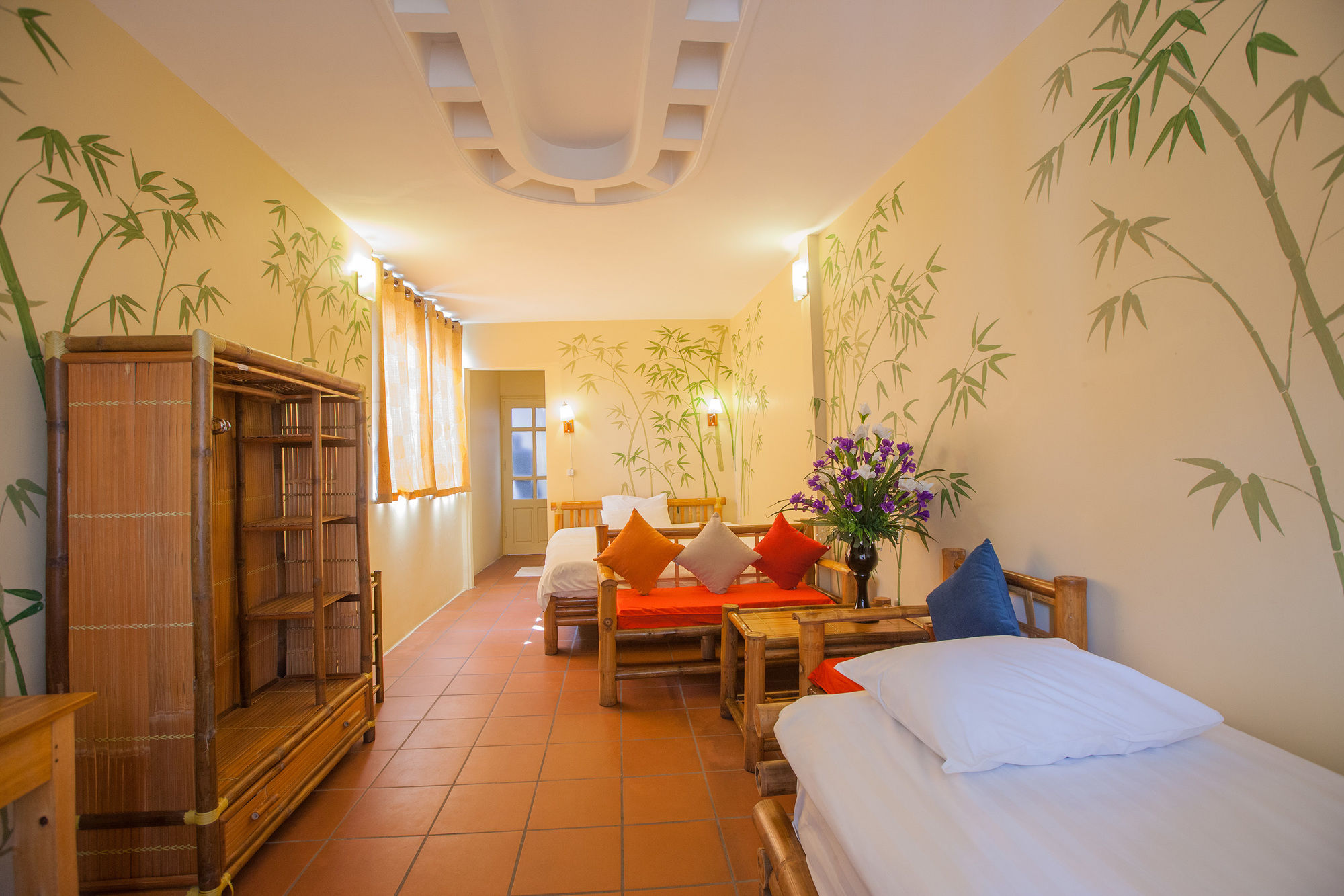 Gallery image of Bamboo Hotel