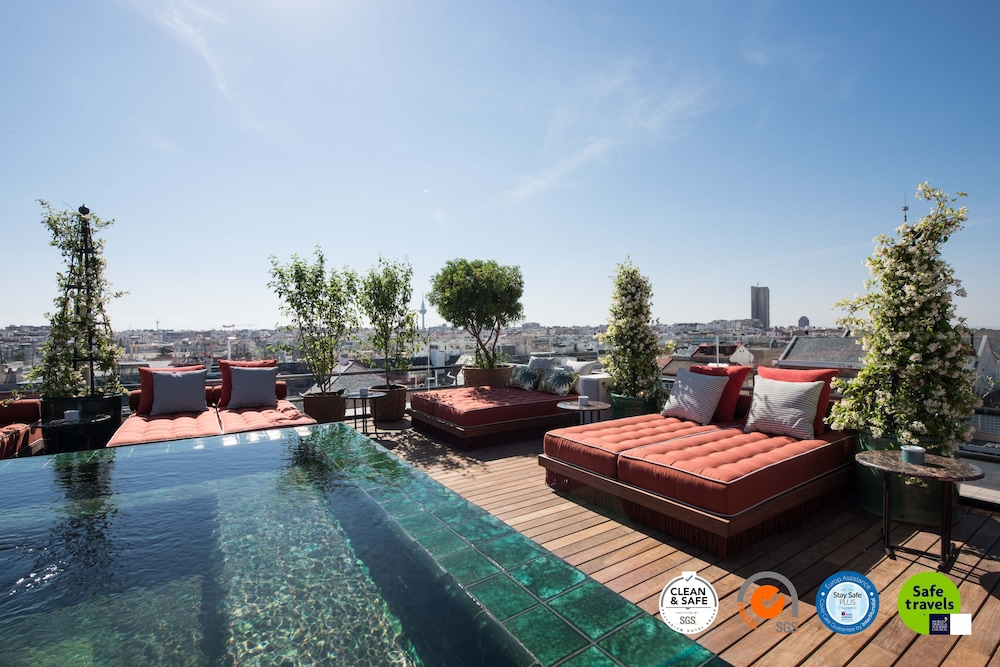 Bless Hotel Madrid The Leading Hotels of the World